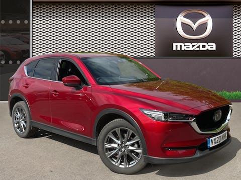 Mazda CX-5 2.2 Skyactiv D GT Sport SUV 5dr Diesel Auto 4wd (s/s) (184 Ps) | VX20KHK