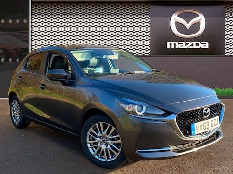 Mazda Mazda2 1.5 Skyactiv G Mhev GT Sport Nav Hatchback 5dr Petrol Manual (s/s) (90 Ps) | VX69GZJ