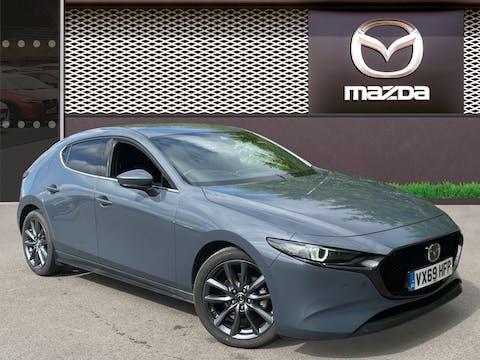 Mazda Mazda3 2.0 Skyactiv G Mhev Sport Lux Hatchback 5dr Petrol Manual (s/s) (122 Ps) | VX69HFP