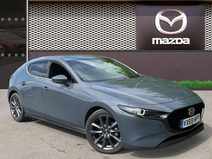 Mazda Mazda3 2.0 Skyactiv G Mhev Sport Lux Hatchback 5dr Petrol Manual (s/s) (122 Ps)   VX69HFP   Photo 1