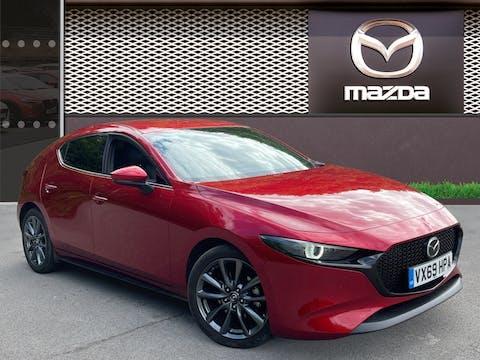 Mazda Mazda3 2.0 Skyactiv G Mhev GT Sport Tech Hatchback 5dr Petrol Auto (s/s) (122 Ps) | VX69HPA