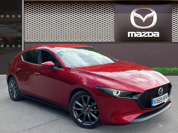 Mazda Mazda3 2.0 Skyactiv G Mhev GT Sport Tech Hatchback 5dr Petrol Auto (s/s) (122 Ps) | VX69HPA | Photo 1