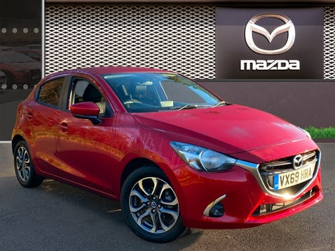 Mazda Mazda2 1.5 Skyactiv G Sport Nav+ Hatchback 5dr Petrol Auto (s/s) (90 Ps) | VX69HRA