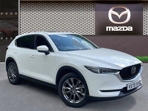 Mazda CX-5 2.2 Skyactiv D GT Sport SUV 5dr Diesel Auto 4wd (s/s) (184 Ps) | VX70HXW