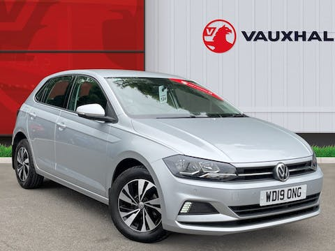 Volkswagen Polo 1.0 Tsi SE Hatchback 5dr Petrol Manual (s/s) (95 Ps) | WD19ONG