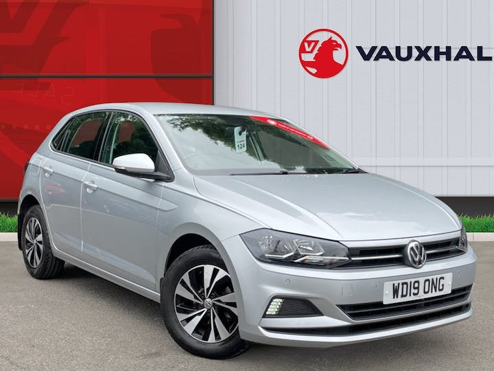 Volkswagen Polo 1.0 Tsi SE Hatchback 5dr Petrol Manual (s/s) (95 Ps)   WD19ONG   Photo 1