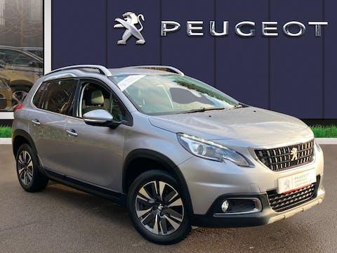 Peugeot 2008 1.2 Puretech Allure 5dr | WF67GLK