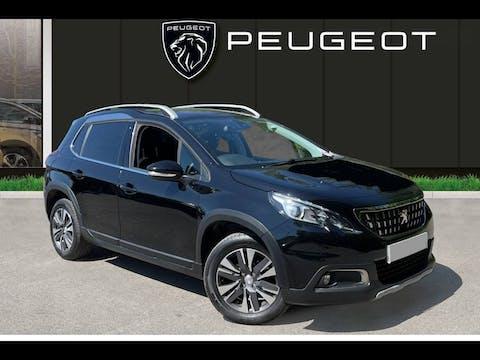 Peugeot 2008 1.2 Puretech Allure Premium SUV 5dr Petrol (s/s) (82 Ps)   WJ19TZY