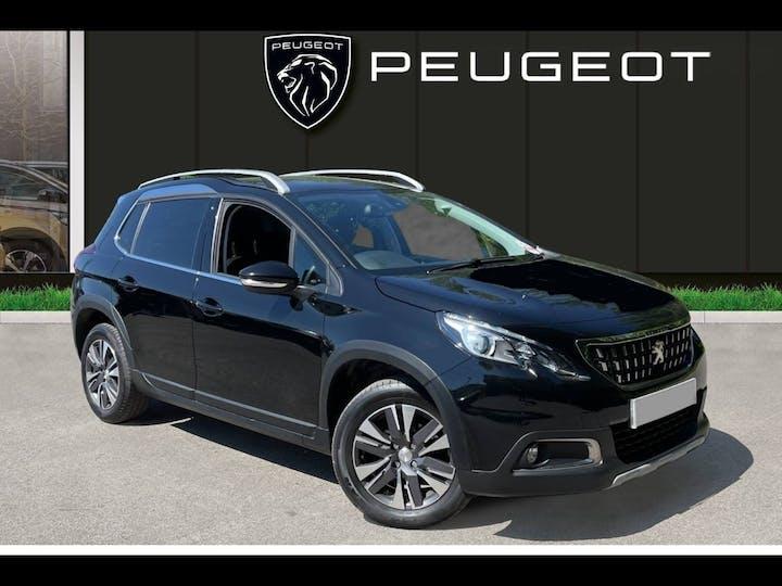 Peugeot 2008 1.2 Puretech Allure Premium SUV 5dr Petrol (s/s) (82 Ps)   WJ19TZY   Photo 1