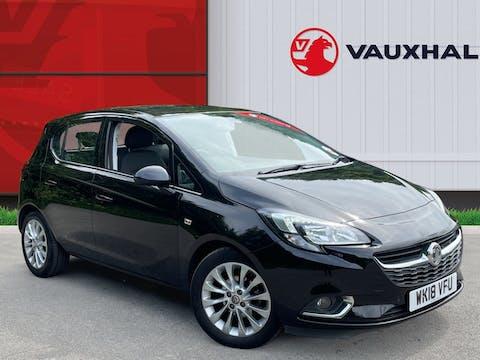 Vauxhall Corsa 1.4i SE Hatchback 5dr Petrol Auto (90 Ps) | WK18VFU