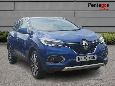 Renault Kadjar 1.3 Tce S Edition SUV 5dr Petrol (s/s) (160 Ps) | WK70XGG