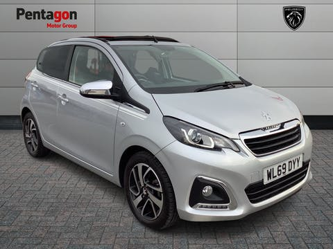 Peugeot 108 1.0 Collection Top! 5dr Petrol (s/s) (72 Ps)   WL69DYY