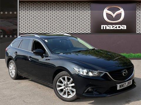 Mazda Mazda6 2.0 Skyactive-g Se-l Tourer 5dr Petrol Manual (131 G/km, 143 Bhp)   WM17JNN