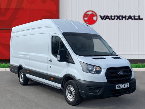 Ford Transit 2.0 350 Ecoblue Leader Diesel Manual Rwd L4 Eu6 (s/s) (130 Ps) | WN70VTZ