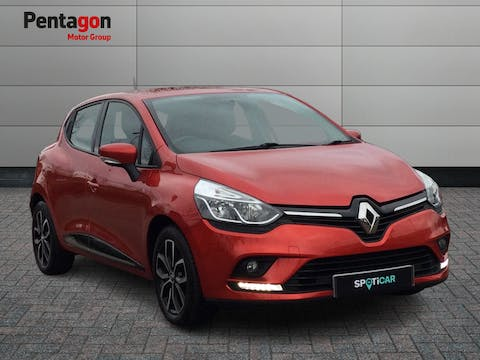 Renault Clio 0.9 Tce Play Hatchback 5dr Petrol (s/s) (90 Ps) | WO19YFC