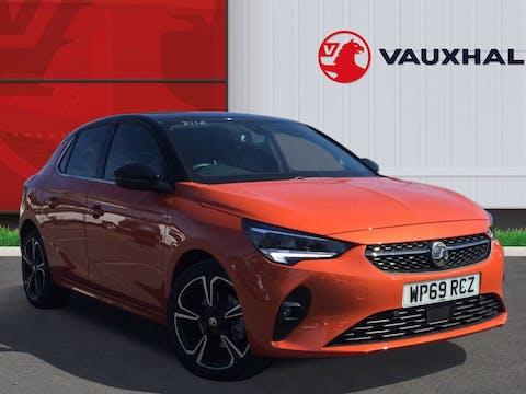 Vauxhall Corsa 1.2 Turbo Elite Nav Premium Hatchback 5dr Petrol Auto (s/s) (100 Ps)   WP69RCZ