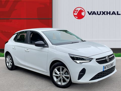 Vauxhall Corsa 1.2 SE Nav Hatchback 5dr Petrol Manual (75 Ps) | WT69BNF
