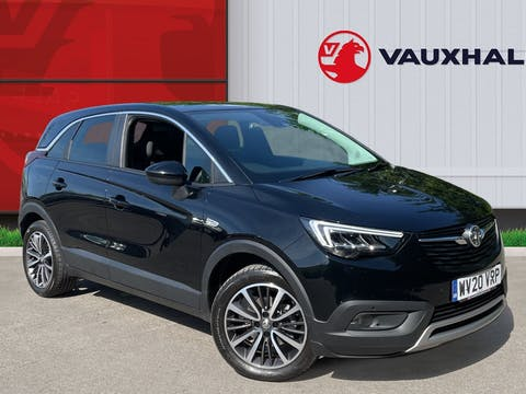 Vauxhall Crossland X 1.2 Turbo Gpf Elite Nav SUV 5dr Petrol Manual (s/s) (130 Ps) | WV20VRP