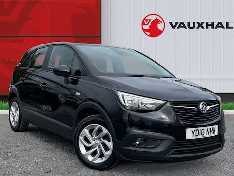Vauxhall Crossland X 1.6 Turbo D Ecotec Blueinjection SE SUV 5dr Diesel Manual (s/s) (99 Ps) | YD18NHM