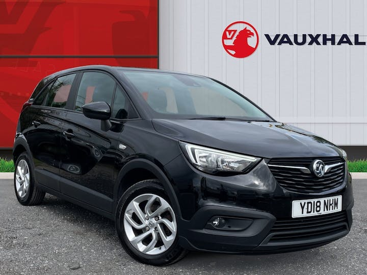 Vauxhall Crossland X 1.6 Turbo D Ecotec Blueinjection SE SUV 5dr Diesel Manual (s/s) (99 Ps) | YD18NHM | Photo 1