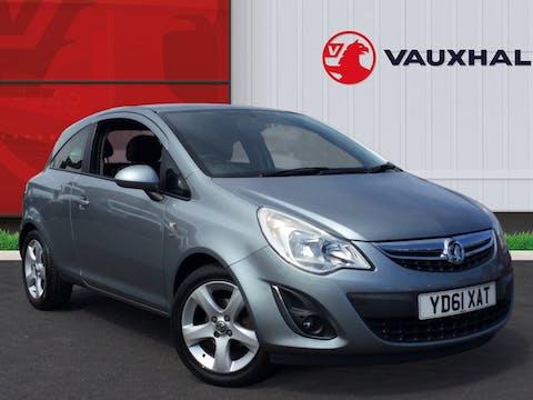Vauxhall Corsa 1.2 I 16V SXi Hatchback 3dr Petrol Manual (124 G/km, 84 Bhp) | YD61XAT