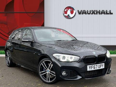 BMW 1 Series 1.5 118i M Sport Shadow Edition Sports Hatch 5dr Petrol Auto (s/s) (136 Ps) | YF67UPY