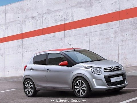 Citroen C1 1.2 Puretech Flair Hatchback 5dr Petrol Manual (82 Ps) | YG17CFD
