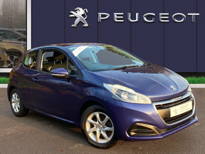 Peugeot 208 1.2 Puretech Active Hatchback 3dr Petrol (82 Ps) | YG17WYV | Photo 1