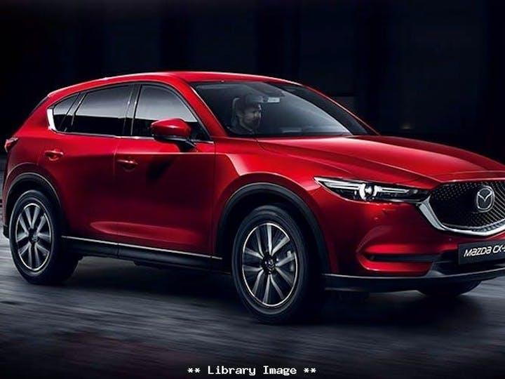 Mazda CX 5 2.2 Skyactiv D Sport Nav SUV 5dr Diesel (s/s) (150 Ps)   YG67XKH   Photo 1
