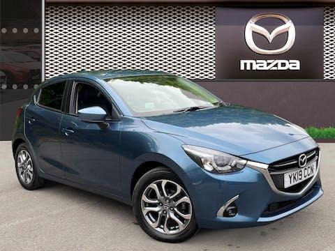 Mazda Mazda2 1.5 Skyactiv G GT Sport Nav Plus Hatchback 5dr Petrol (s/s) (90 Ps) | YK19CCN