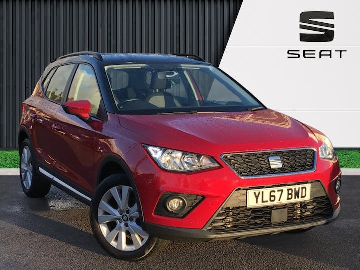 SEAT Arona 1.6 TDi SE Technology SUV 5dr Diesel Manual (s/s) (95 Ps)   YL67BWD   Photo 1