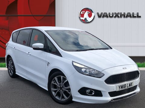 Ford S-MAX 2.0 TDCi 180PS ST-line 5dr Powershift Auto   YM18LWX