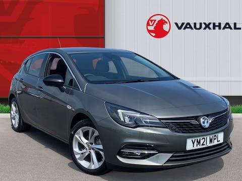 Vauxhall Astra 1.2 Turbo SRi Hatchback 5dr Petrol Manual (s/s) (145 Ps) | YM21WPL