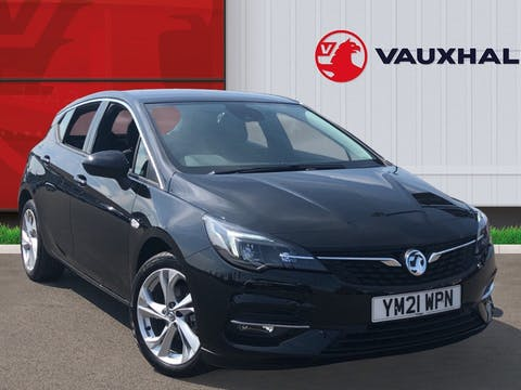 Vauxhall Astra 1.2 Turbo SRi Hatchback 5dr Petrol Manual (s/s) (145 Ps) | YM21WPN