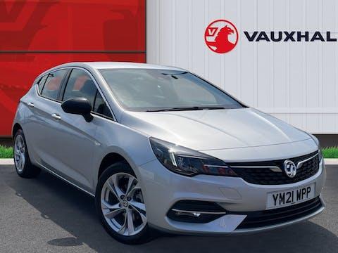 Vauxhall Astra 1.2 Turbo SRi Hatchback 5dr Petrol Manual (s/s) (145 Ps) | YM21WPP