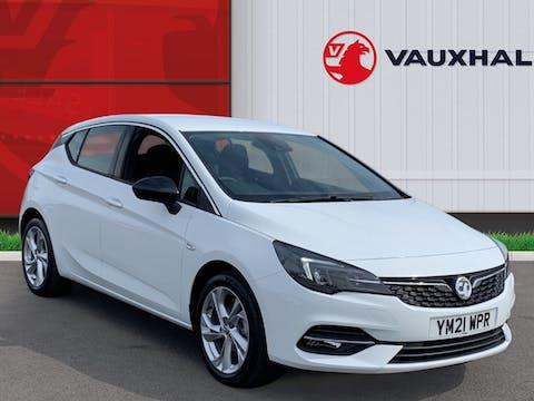 Vauxhall Astra 1.2 Turbo SRi Hatchback 5dr Petrol Manual (s/s) (145 Ps) | YM21WPR