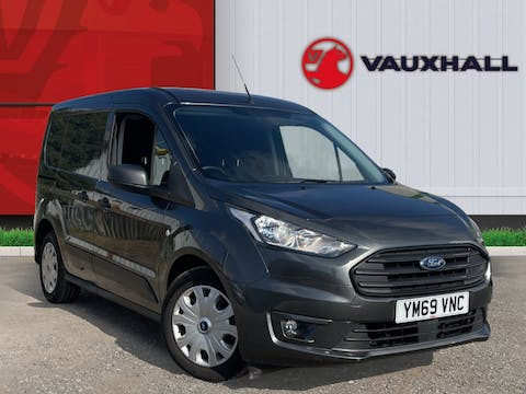 Ford Transit Connect 1.5 220 Ecoblue Trend Dciv 6dr Diesel Manual L1 Eu6 (s/s) (100 Ps) | YM69VNC
