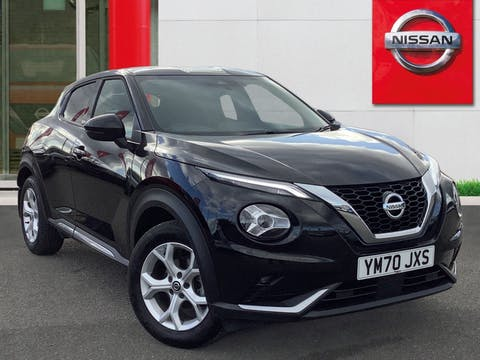 Nissan Juke 1.0 Dig T N Connecta SUV 5dr Petrol Dct Auto (s/s) (114 Ps) | YM70JXS