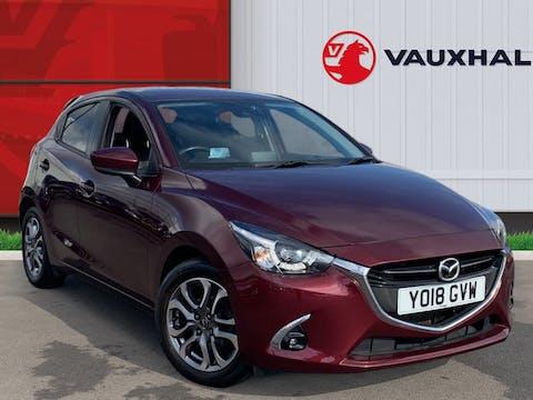 Mazda Mazda2 1.5 Skyactiv G GT Sport Nav Plus Hatchback 5dr Petrol (s/s) (90 Ps) | YO18GVW