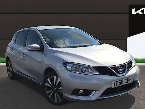 Nissan Pulsar 1.2 Dig T N Connecta Hatchback 5dr Petrol (s/s) (115 Ps) | YO66CHH