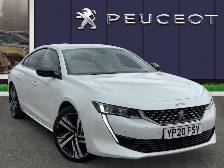 Peugeot 508 1.5 Bluehdi GT Line Fastback 5dr Diesel Manual (s/s) (130 Ps) | YP20FSV | Photo 1