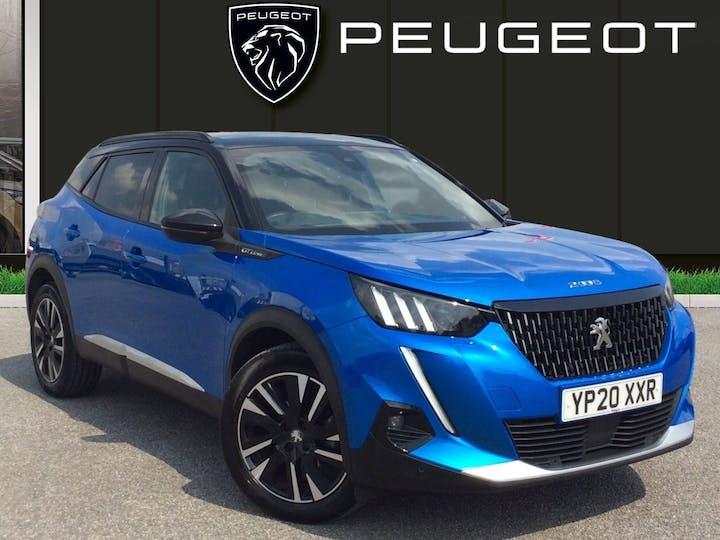Peugeot 2008 1.2 Puretech GT Line SUV 5dr Petrol Manual (s/s) (130 Ps)   YP20XXR   Photo 1