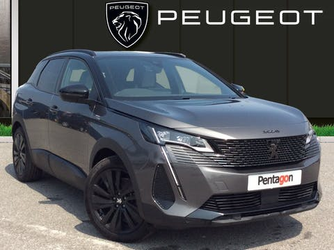 Peugeot 3008 1.6 13.2kwh GT SUV 5dr Petrol Plug In Hybrid E Eat 4wd (s/s) (300 Ps) | YP21DOH