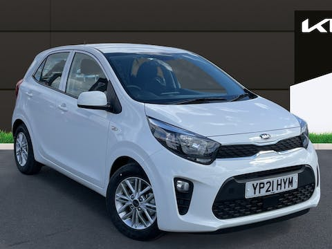 Kia Picanto 1.0 Mpi 2 Hatchback 5dr Petrol Manual (s/s) (66 Bhp) | YP21HYM