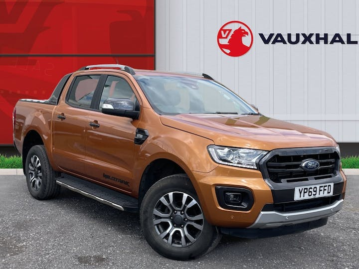Ford Ranger 3.2 TDCi Wildtrak Double Cab Pickup 4dr Diesel Auto 4wd (s/s) (200 Ps) | YP69FFD | Photo 1