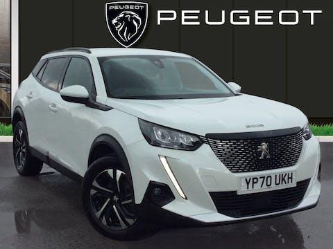 Peugeot 2008 1.2 Puretech Allure Premium SUV 5dr Petrol Eat (s/s) (130 Ps) | YP70UKH