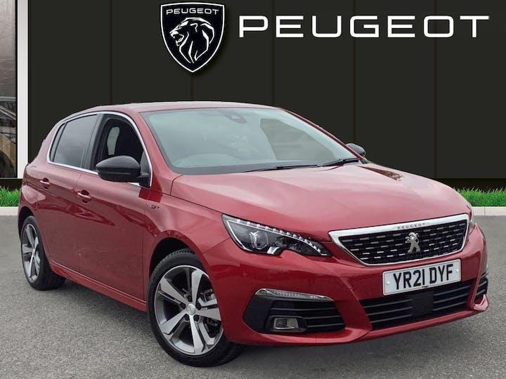 Peugeot 308 1.2 Puretech GT Hatchback 5dr Petrol Eat (s/s) (130 Ps) | YR21DYF | Photo 1
