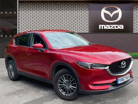 Mazda CX-5 2.2 Skyactiv D SE L Nav SUV 5dr Diesel (s/s) (150 Ps) | YR67NVV