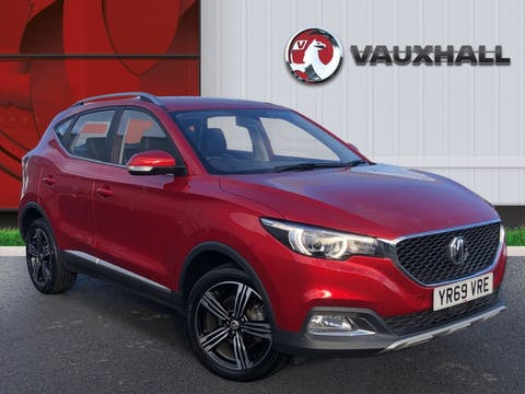 MG Mg Zs 1.0 T Gdi Exclusive SUV 5dr Petrol Auto (111 Ps) | YR69VRE