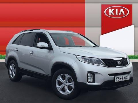 Kia Sorento 2.2 CRDi KX 2 SUV 5dr Diesel Manual 4x4 (nav) (155 G/km, 194 Bhp) | YS64KKT